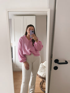 Lucy Pants White