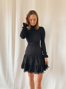 Cute Skirt Black