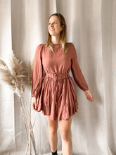Load image into Gallery viewer, Flowy Autumn Dress