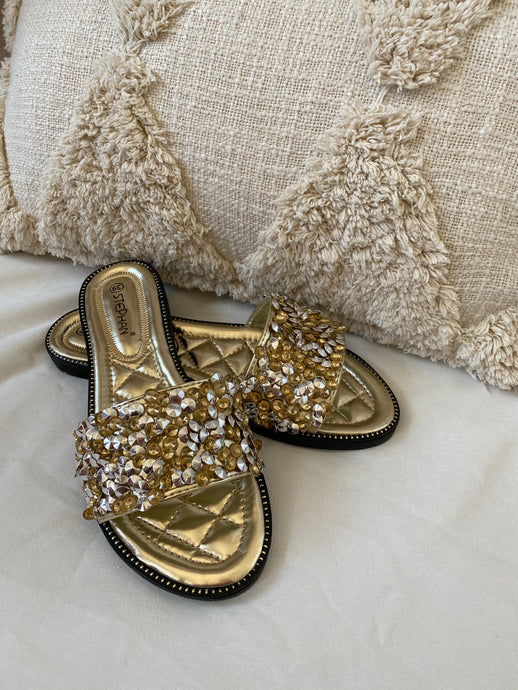 Musthave Sandals Gold