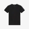 Logo Tape T-shirt Black