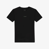 Reflective Rainbow Logo T-shirt Black