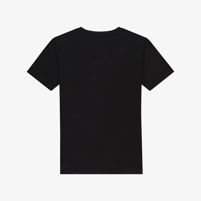 Logo's Block T-shirt Black
