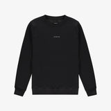 Reflective Logo Sweater Black