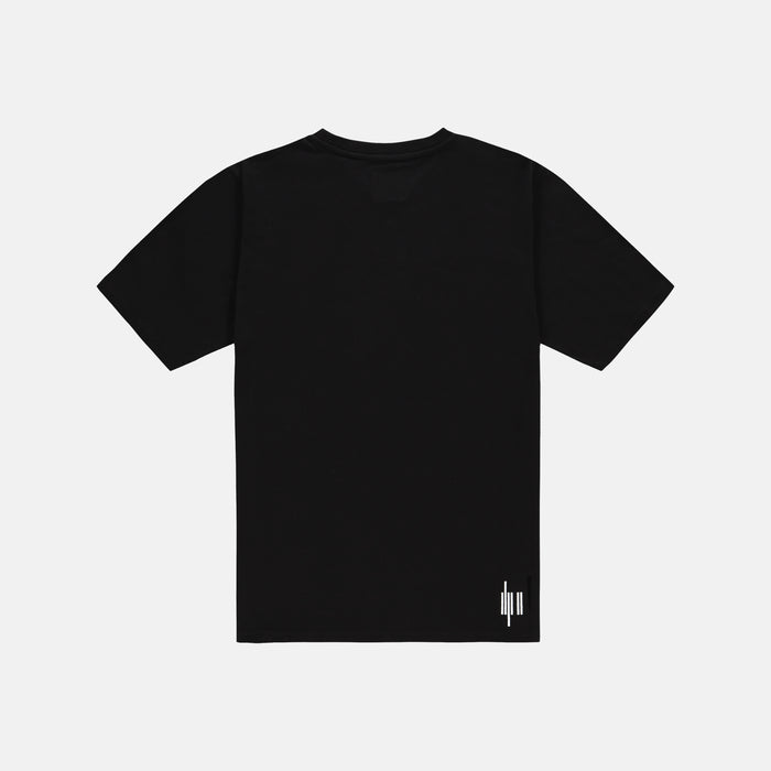 Kids Logo T-shirt Black White
