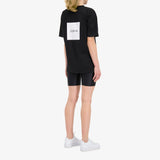 """A Real Box Logo"" T-shirt Black Unisex"