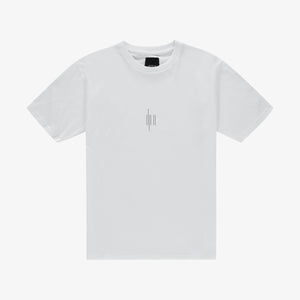 Out Of The Box Logo T-shirt White Unisex
