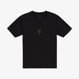 Out Of The Box Logo T-shirt Black Unisex