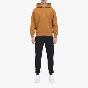 Out Of The Box Logo Hoodie rust UNISEX