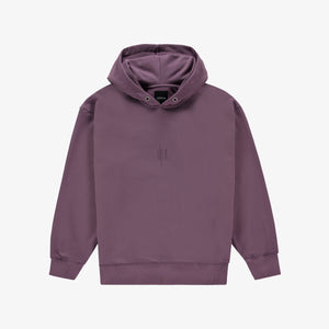 Out Of The Box Logo Hoodie Vintage Violet Unisex