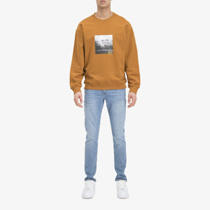She's Mad But She's Magic Sweater Rust Unisex