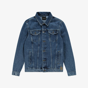 Blue Denim Jacket Unisex