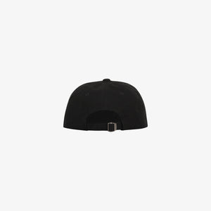 OUT OF THE BOX LOGO CAP BLACK UNISEX