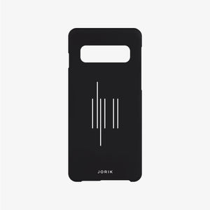 Out Of The Box Logo Phone Case Black