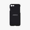 Jorik Logo Phone Case Black