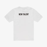 New Talent T-shirt White Unisex