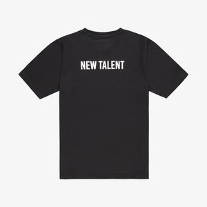 New Talent T-shirt Black Unisex