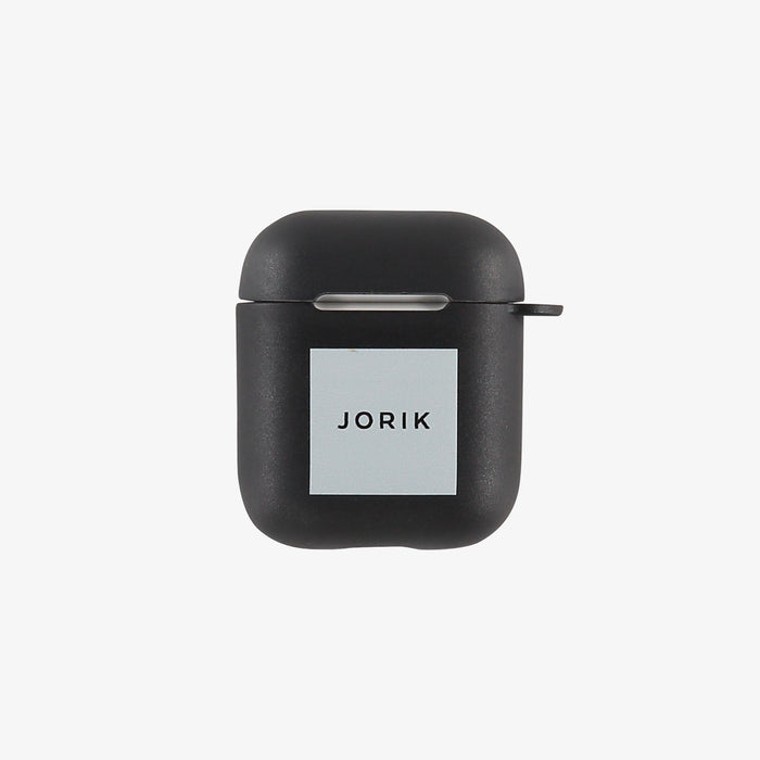 Airpods Box Logo Hardcase Black