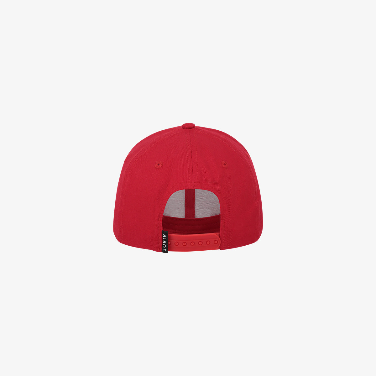 Jorik logo cap red