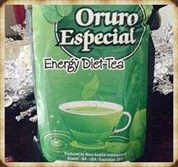 ORURO ESPECIAL POWDERED TEA
