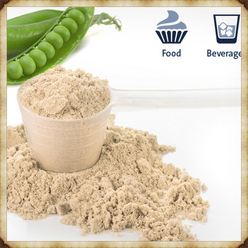 Pure Pea Protein Powder 4 oz