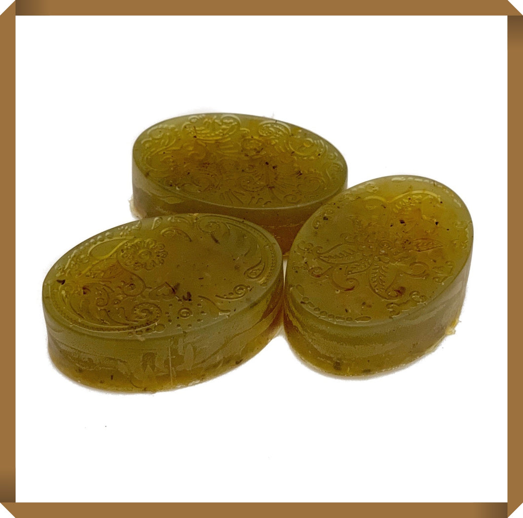 Marigold/Calendula Soap, 100% Natural (2 pieces)