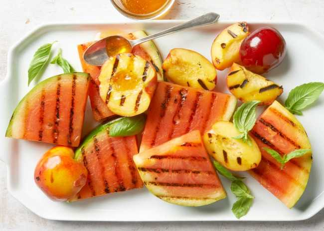Grilled Fruit Ideas for Summer
