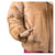 Jemison Leather Handmade Pastel Mink Jacket With Zipper - Jemison Leather