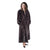 Jemison Leather Handmade Brown Mink Full Coat - Jemison Leather