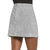 Jemison Leather Handmade Grey Suede Leather Mini Skirt - Jemison Leather