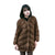 Jemison Leather Handmade Coffee Brown Mink Fur Jacket - Jemison Leather