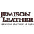 Jemison Leather Handmade Black & Green Chinchilla Fur Jacket