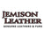 Jemison Leather Handmade Lambskin Biker Style Purple Jacket - Jemison Leather