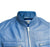 Jemison Leather Handmade Lambskin Geniune Blue Jacket - Jemison Leather