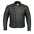 Jemison Leather Handmade Lambskin Genuine Gray Jacket - Jemison Leather