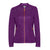Jemison Leather Handmade Violet Original Ostrich Leather Jacket