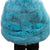 Jemison Leather Handmade Blue Fox Fur Jacket - Jemison Leather