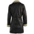 Jemison Leather Handmade Lambskin Women's Leather Coat - Jemison Leather