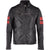 Jemison Leather Handmade Lambskin Classic Black Jacket. - Jemison Leather