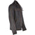 Jemison Leather Handmade Lambskin Men Genuine Black Jacket - Jemison Leather