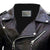 Jemison Leather Handmade Lambskin Black Coat Jacket - Jemison Leather