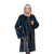 Jemison Leather Handmade Black And Blue Mink Fur Full Coat - Jemison Leather