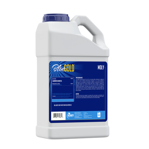 Eden Solutions, LLC Eden Blue Gold Moly