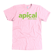 Load image into Gallery viewer, teelaunch T-shirt American Apparel Mens / Pink / S Apical American Apparel Mens Tee