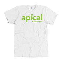 Load image into Gallery viewer, teelaunch T-shirt American Apparel Mens / White / S Apical American Apparel Mens Tee