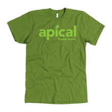 Load image into Gallery viewer, teelaunch T-shirt American Apparel Mens / Olive / S Apical American Apparel Mens Tee