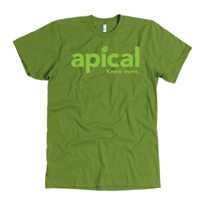 teelaunch T-shirt American Apparel Mens / Olive / S Apical American Apparel Mens Tee