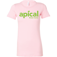Load image into Gallery viewer, teelaunch T-shirt Bella Womens Shirt / Pink / S Apical Bella Women's Shirt