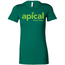 Load image into Gallery viewer, teelaunch T-shirt Bella Womens Shirt / Kelly Green / S Apical Bella Women's Shirt