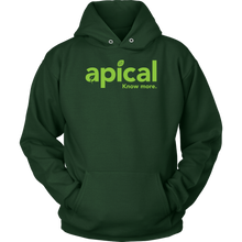 Load image into Gallery viewer, teelaunch T-shirt Unisex Hoodie / Dark Green / S Apical Unisex Hoodie